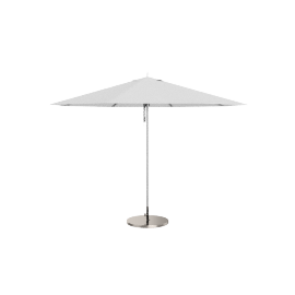 Tuuci Ocean Master Hexagon Shade, Aluminum, Natural