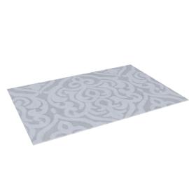 Arctic Bath mat - 60x90 cms, Silver