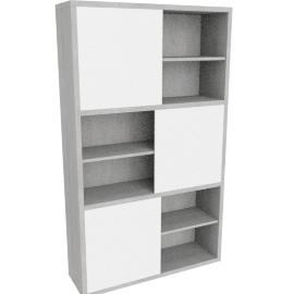 Petra Bookcase 120 x 154 x 44 cm