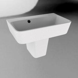 Semi-Pedestal Basin