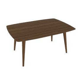 Bridge Extension Table - Small, Extended