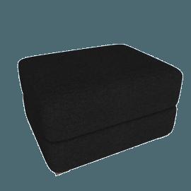 Soto Storage Ottoman - Ultrasuede