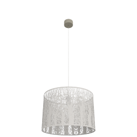 Devon Ceiling Shade, Taupe