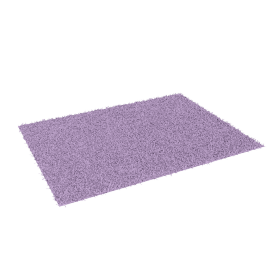Ava Shaggy Rug - 120x160 cms, Purple
