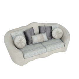 Zahra 3-Seater Sofa