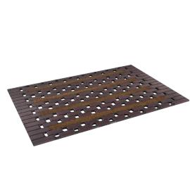 Wood Block Stripe Doormat