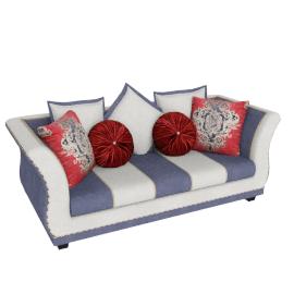 Zurich 3-seater Sofa
