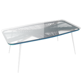 Skyloom Coffee table, Multi