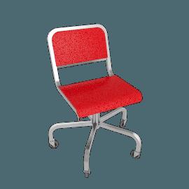 Nine-0 Swivel Chair - Soft Back