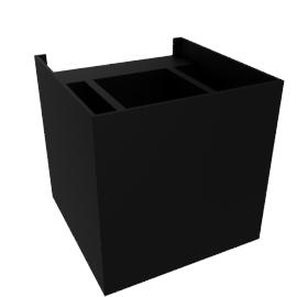 Absinthe Zenit, matte black