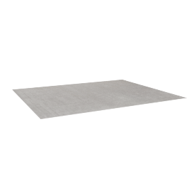 Natura Rug 12x15, Light Grey