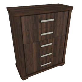 Optec Chest of 5 Drawers