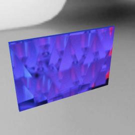 Colour Aid #4, 120 x 80cm, by Nathalie Hambro