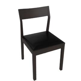 Profile Chair - Wenge.Black
