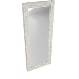 Loire Mirror, Cream, H58cm x W138cm