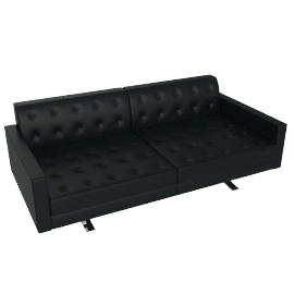 KENNEDEE 2 Seater Sofa