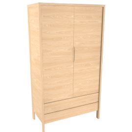 Ledger wardrobe