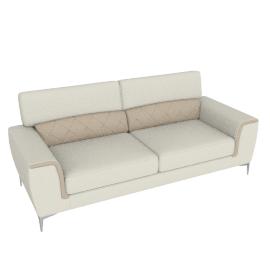 Orazio 3-seater Sofa