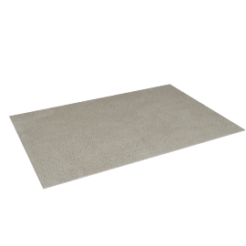 Malaga Reversible Bath Mat - 60x90 cms, Cream