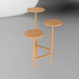 Tripod Pedestal, 75cm