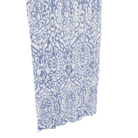 Adrika Shower Curtain - 180x180 cms, Blue