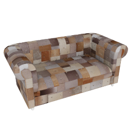 Esquirio 2 Seater Metallic