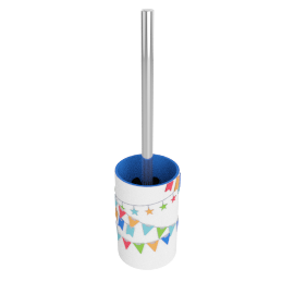 Bunting Toilet Brush holder