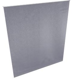 Blackout Roller Blind - 180x210 cms, Grey