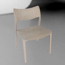Laclasica Chair - White