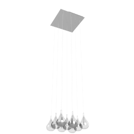 Jensen Dangle Cluster Ceiling Lights, 9