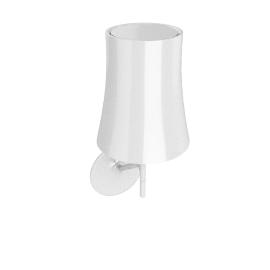Foscarini Birdie Piccola Parete, white