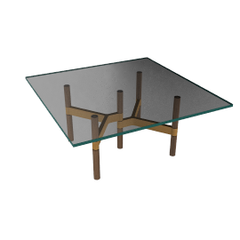 Helix Coffee Table - Square