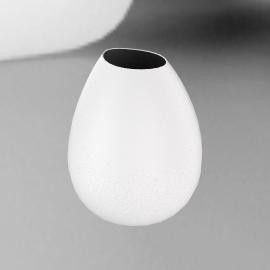 Florero Cerámica White 28.5 cm