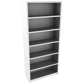 John Lewis Mitchell Bookcase, H180cm