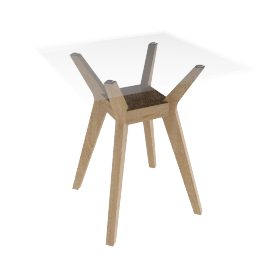John Lewis Akemi Side Table