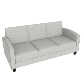 Ritzy 3-Seater Sofa