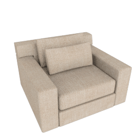 Simpatico Armchair – Fabric