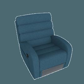 Cooper 1-Seater Recliner Sofa