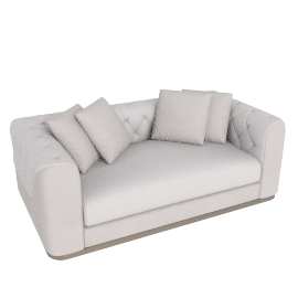 Mystique 2 Seater Cream