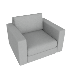 Eterno Armchair, Cloud