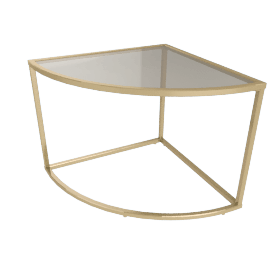 Eterno Majlis End Table quarter
