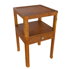 Hemingway Side Table With Drawer