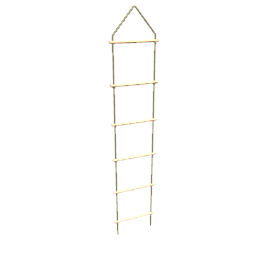 TP723 6 Rung Rope Ladder