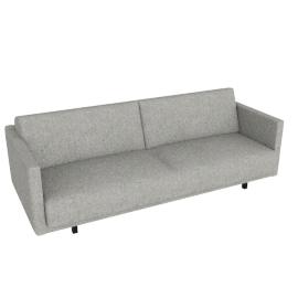 Tuck Sleeper Sofa, Stone, Vision Cotton