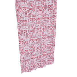 Disney Cars Racer's Edge Shower Curtain - 240x180 cms
