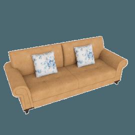 Barok 3-seater Sofa Bed