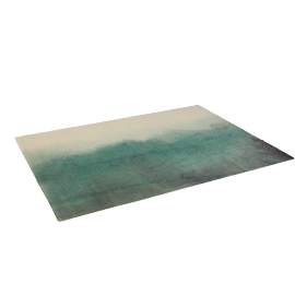 Bluebellgray Paintbox Rug 230x170, Teal