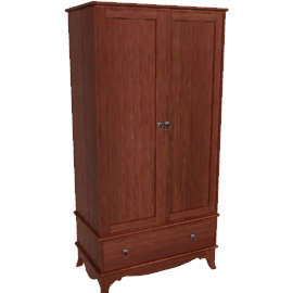 Georgian Double Wardrobe