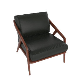 Katakana Lounge Chair