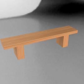 Kayu Teak Bench